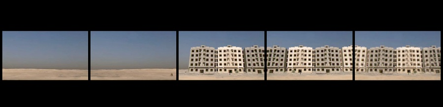Identity of the Soul 5 screen film buildings in Palestine